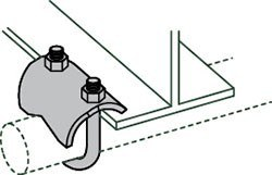 AS 51 Right Angle Pipe or Conduit Clamp | Anvil International