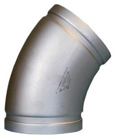 A7051-SS04 45° Stainless Steel Elbow, Type 304