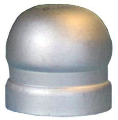 A7074-SS04 Stainless Steel Caps, Type 304