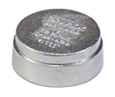 7074SS Stainless Steel Caps, Type 316