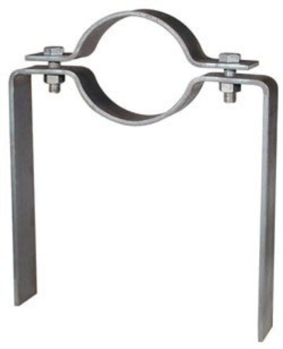 100 Extended Pipe Clamp