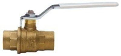 1615 LF Low Lead Brass Ball Valves