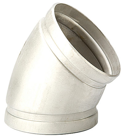 401 45˚ Stainless Steel Elbow
