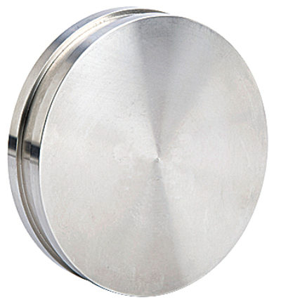 460 Stainless Steel End Cap
