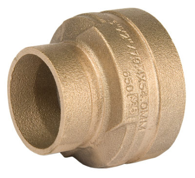 650 CTS Concentric Reducer (Groove x Groove)