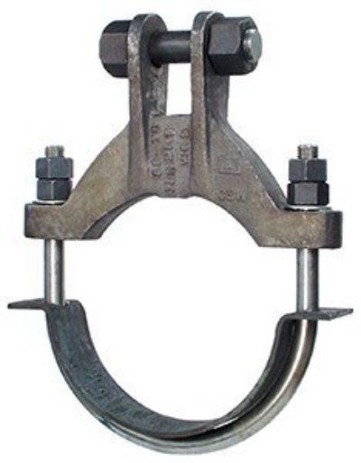 246 Heavy Duty Alloy Steel Pipe Clamp