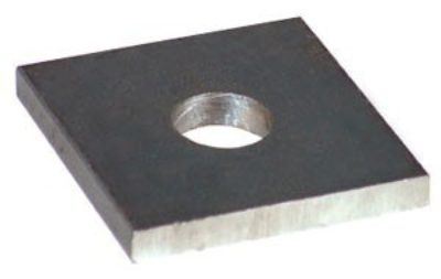 60 Steel Washer Plate