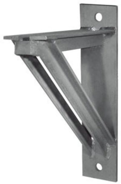 195 Medium Welded Steel Bracket