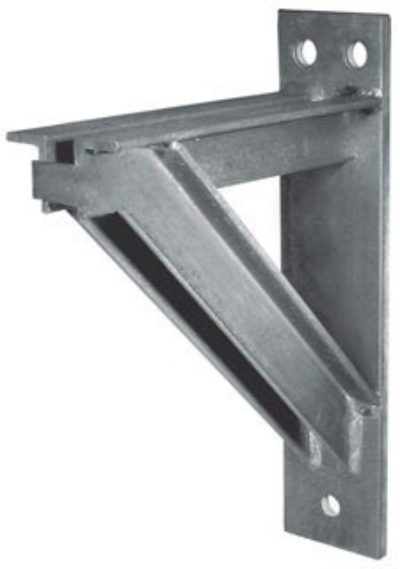 199 Heavy Welded Steel Bracket