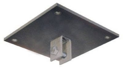 49 Concrete Clevis Plate