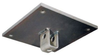 52 Concrete Rod Attachment Plate