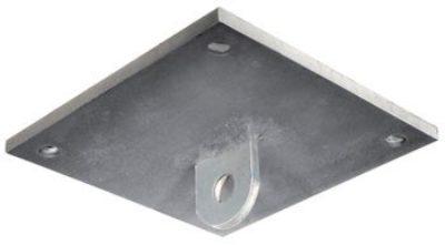 47 Concrete Single Lug Plate