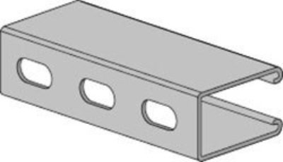 AS 150EH Channel with Elongated Holes