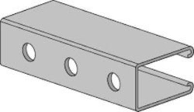 AS 150H Channel with Holes