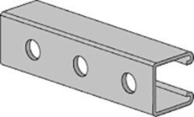 AS 200H Channel with Holes