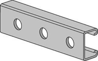 AS 400H Channel with Holes
