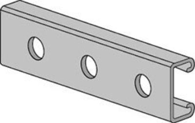 AS 520H Channel with Holes