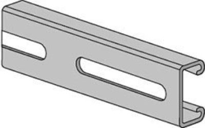 AS 520S Channel with Long Slots