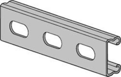AS 560EH Channel with Elongated Holes