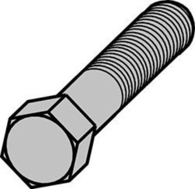 AS 6024 Hex Head Cap Screw
