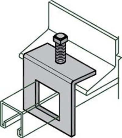 "AS 855 Angular ""C"" Beam Clamp"