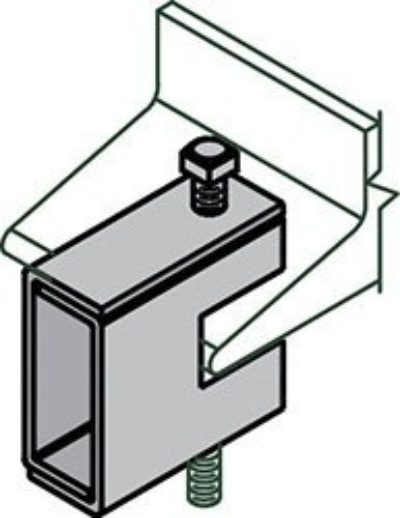 "AS 858 Angular ""C"" Beam Clamp"