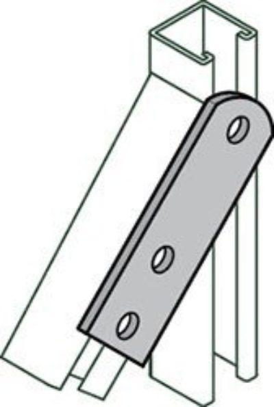 AS 617 Three Hole Swivel Plate