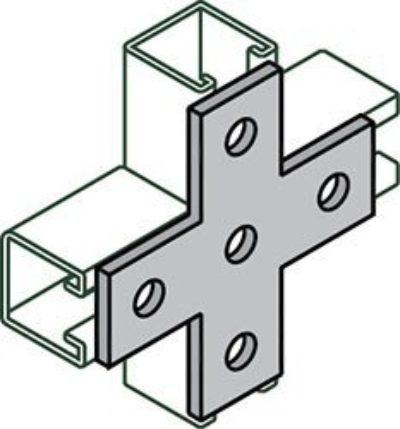 AS 712 Cross Plate
