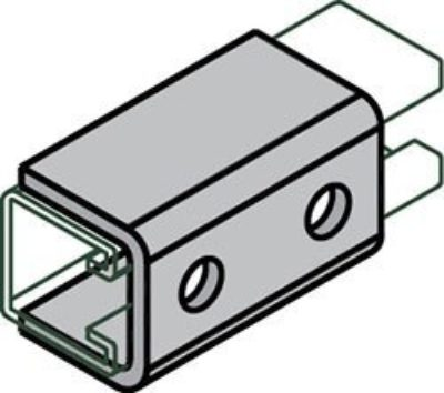 AS 631 Two Hole Splice Clevis