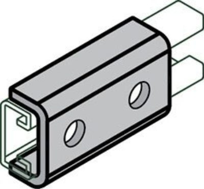 AS 644 Two Hole Splice Clevis