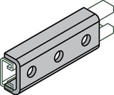 AS 645 Three Hole Splice Clevis