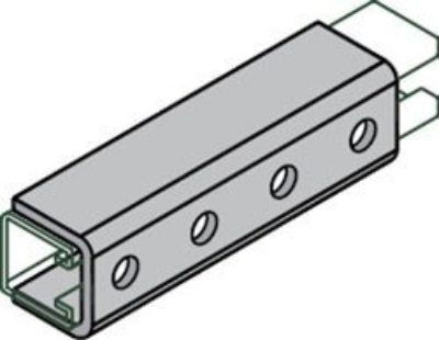 AS 616 Four Hole Splice Clevis