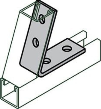 AS 793 Four Hole Closed Angle Connector