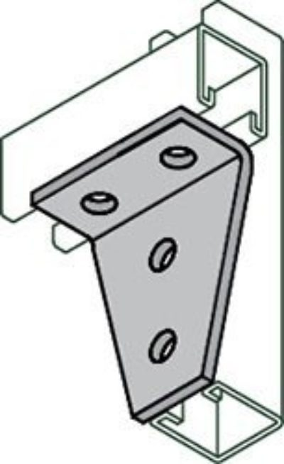 AS 748 Four Hole Corner Joint Connector