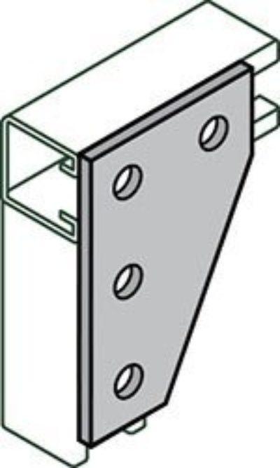 AS 750 Four Hole Connector