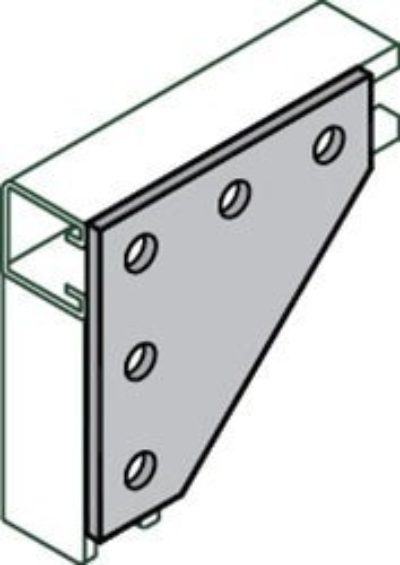 AS 2190 Flat Corner Connector