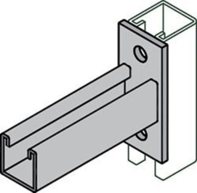 AS 651 Reversible Strut Bracket