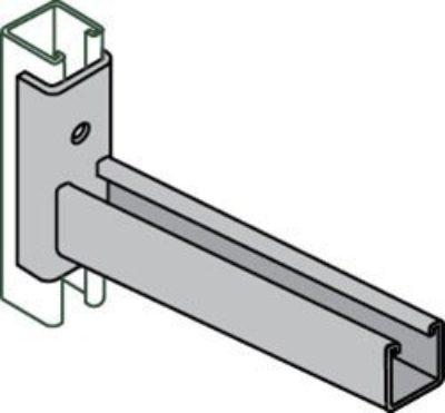 AS 661 T1 Strut Bracket (Slot Up)