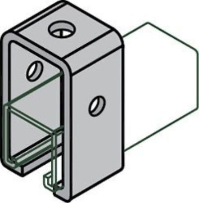 AS 2528 Trolley Beam Standard Support