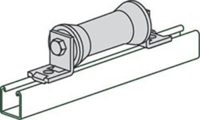 "AS 1911 (2"" - 14"" Pipe) Pipe Roller Support"