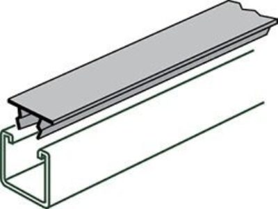 AS 6151 Plastic Closure Strip
