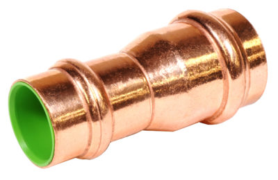 AnvilPress™ Copper Reducing Coupling