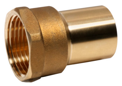 AnvilPress™ Copper Adapter Fitting X FPT