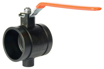 B8101 Low Profile Butterfly Valve