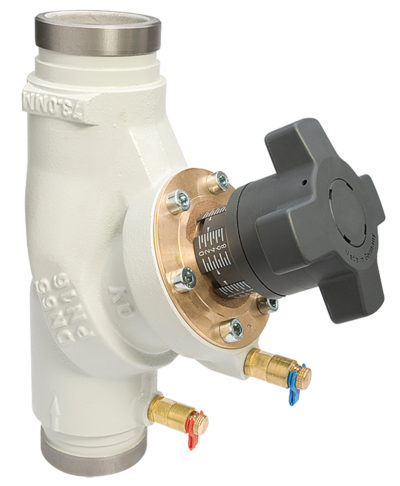 CB800 Circuit Balancing Valve Grooved Ends