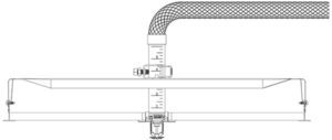 FlexHead® Suspended Ceiling Detail