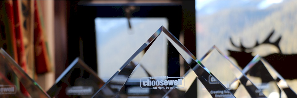 Communities ChooseWell Awards background image