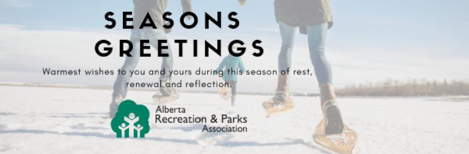Season Greetings background image