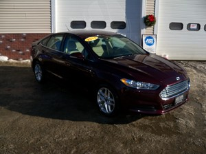 2013 Ford Fusion SE 4dr Sedan (2.5L 4cyl 6A)