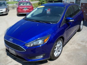 2015 Ford Focus SE 4dr Hatchback (2.0L 4cyl 5M)